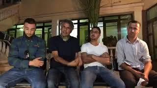 السيد جمال يحكي كيف استرجع هاتف رشيد نكازالذي تم سرقته من طرف الشرطة 18/09/2019