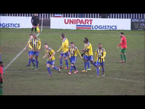 Coventry United vs Sporting Khalsa - The Best Bits