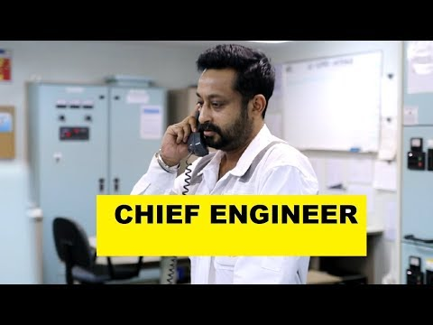 Journey Of A Chief Engineer From Engine Cadet To Chief Engin