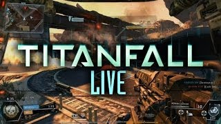 "Titanfall ""LIVE"" - ""DODGY CONNECTION!"" - #2 (Titanfall Multiplayer Gameplay)"
