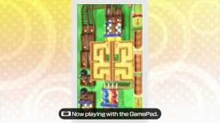 Wii Party U Gamepad Showcase - Tabletop Gauntlet (Zone Battle)