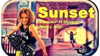 Farruko - Sunset ft Shaggy, Nicky Jam BY YAS DanceFitnessWorld