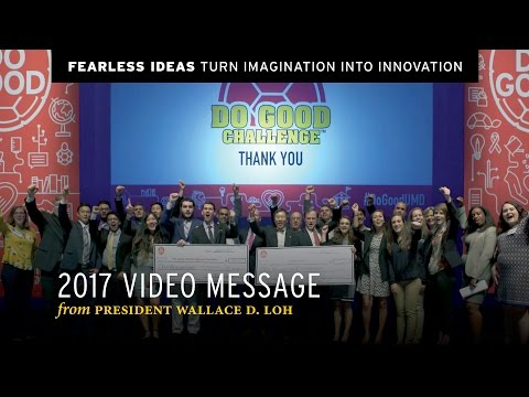 President Loh | Turn Imagination into Innovation