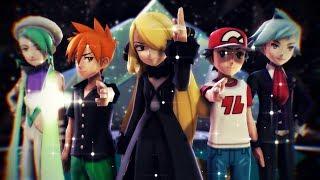 [MMD - ENGROM SUBS] - Ikkitousen/Matchless Warriors - Pokemon