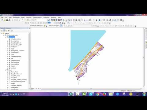 electricity with GIS