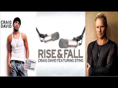 Craig David  Rise And Fall Feat Sting【HQ】