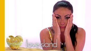 Sophie Wins An Emotional Call From Her Mum - Love Island 2016