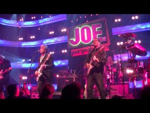 10cc live bij Joe FM op 22 februari 2013