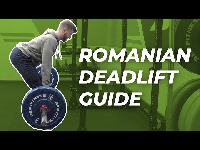 Romanian Deadlift - Form, Muscles Worked, and How-To Guide