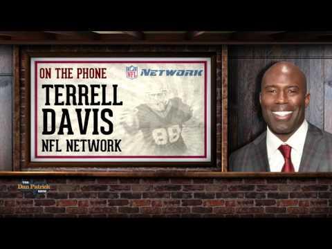 Terrell Davis on The Dan Patrick Show (Full Interview) 10/12/2015