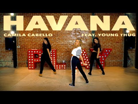 Camila Cabello - Havana ft. Young Thug (Dance Tutorial) | Mandy Jiroux