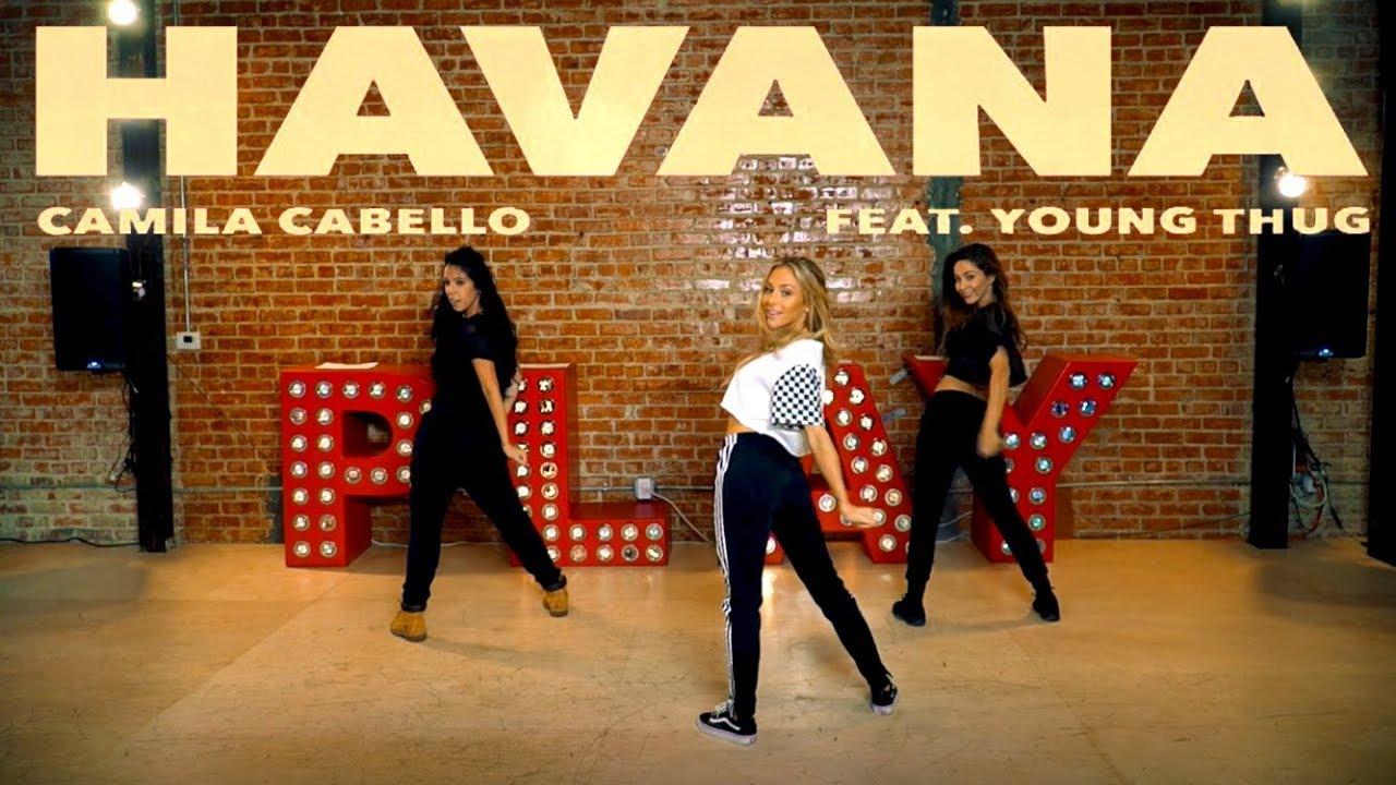 Camila Cabello - Havana ft. Young Thug (Dance Tutorial) | Mandy Jiroux