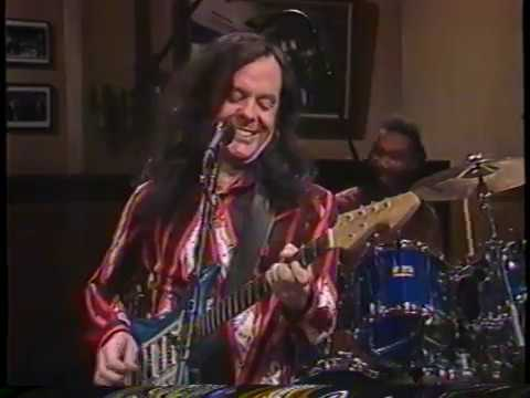 David Lindley - Werewolves of London [Sunday Night Live 1989]