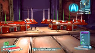 Borderlands The Pre Sequel - All Hidden Treasure Chest Locations, REGOLITH RANGE