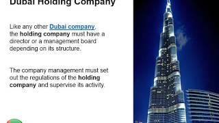 Holding Company in Dubai