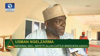 Herdsmen Association Wants Review Of Benue Anti-Grazing Law |Law Weekly|