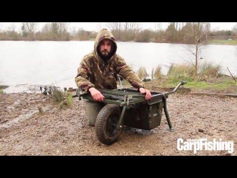 Advanced Carp Tried and Tested: Fox Royale Barrow
