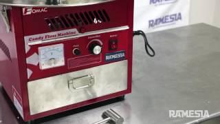Mesin Gulali | Cara Membuat Arum Manis | Candy Floss Maker