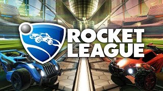 Rocket League 1v1 Rookie with Bots