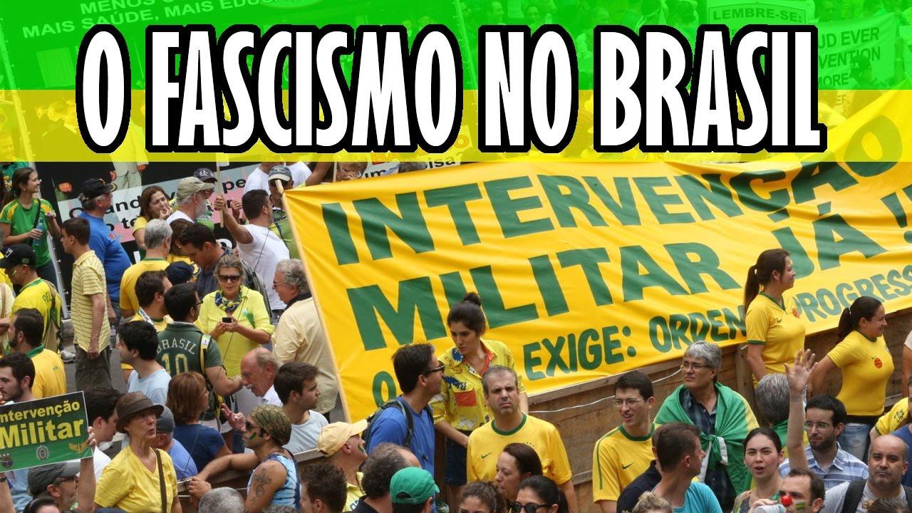 Resultado de imagem para fascismo no brasil