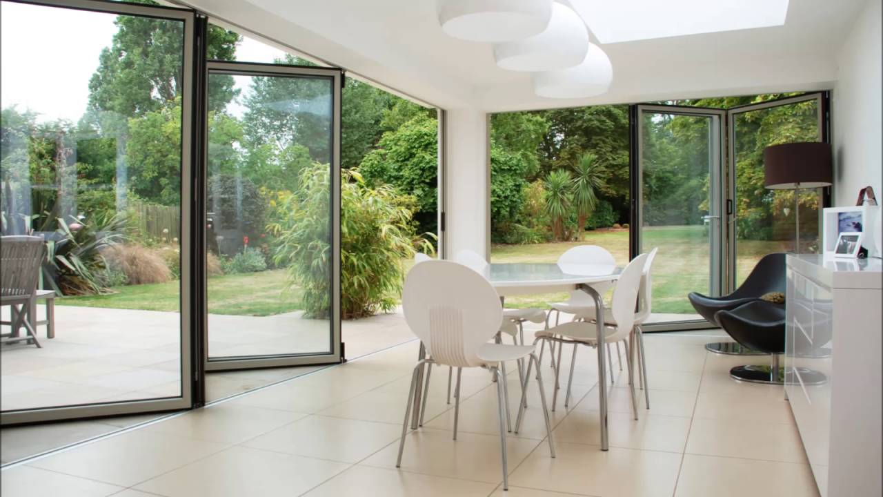 modern aluminium sliding patio doors design youtube