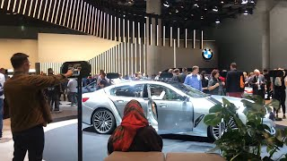 BMW eyes production of all-electric iX3 in China next fall