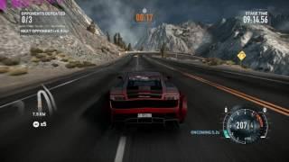 Need For Speed The Run Xeon W3550 gtx1050ti ULTRA 1080p 60fps