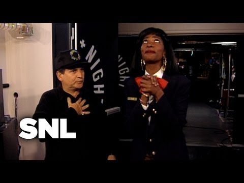 Zoraida and Joe Pesci - Saturday Night Live