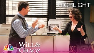 Will & grace - jack and karen: a coupla freaks (highlight)