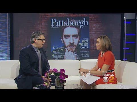 Pittsburgh Magazine Features Matt Murray, Underground Bars & More