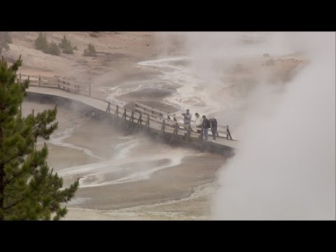Important Safety Tips For Yellowstone Park After Man Dies In Hot Springs