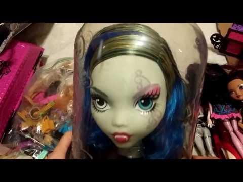 Куклы Монстер Хай и Эвер Афтер Хай. Продажа кукол. Украина.
