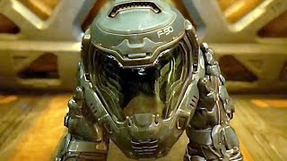 DOOM 4 GAMEPLAY 60FPS 1080p - Doom Gameplay Trailer