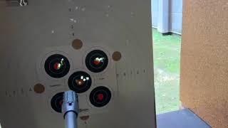 Стрельба из Tikka T3x Tac A1. Рандомные видео по просьбе подписчика.