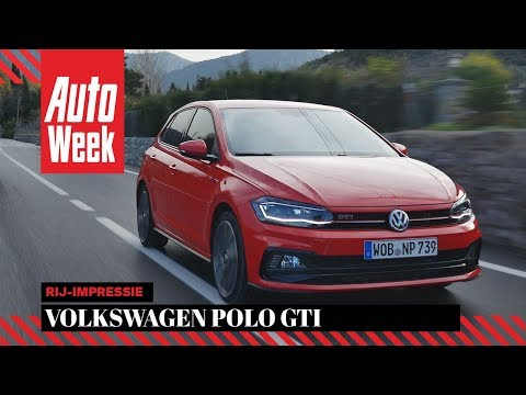 Volkswagen Polo GTI - Rij-impressie