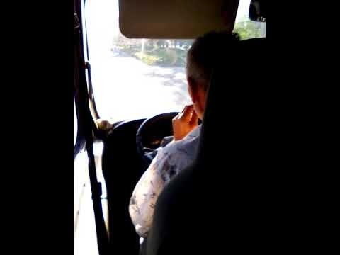 Идеальный водитель маршрутки в Ростове