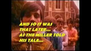 Procol Harum - A Whiter Shade of Pale + Lyrics