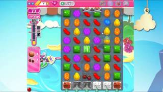 Candy Crush Saga Level 1162 No Boosters