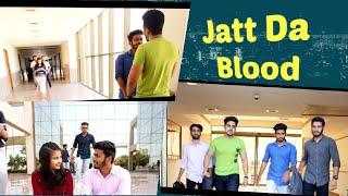 jatt da blood again cover song tharki adda