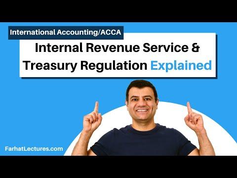 International Transfer Pricing | Internal Revenue Service & Treasury Regulation | International Tax