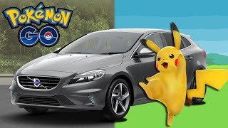 MY BRAND NEW CAR! - Pokemon GO Let's Play Episode 1