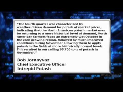 Earnings Report: Intrepid Potash (NYSE:IPI) Sales Fall 8% Despite Boosted Production