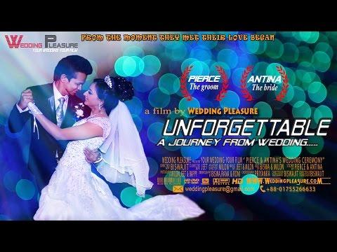 Pierce & Antina's Wedding Trailer By Wedding Pleasure