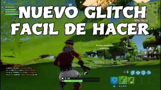 COMMENT À METERS UNDER THE FORTNITE MAP - NO HACKS -EASY