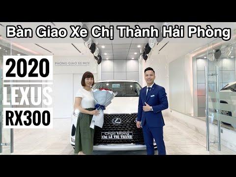 Giao Xe Lexus RX300 2020 Màu Trắng Cho Vị Khách Quý Người Hải Phòng [THÀNH LEXUS 0904879999]