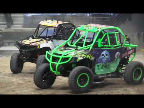 Denver, CO Highlights | Monster Jam 2019 - Triple Threat Series East