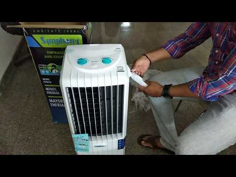 Symphony Diet 12T Personal Air Cooler  (White, 12 Litres)