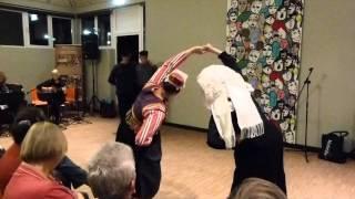 Kempische Volksorkest 35 jaar 2014  met optreden van Mie Katoen Tilburg