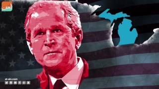 سياسة  فيديوجراف.. الولايات المتأرجحة في انتخابات الرئاسة الأمريكية
