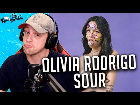 Olivia Rodrigo - SOUR - FULL ALBUM REACTION!